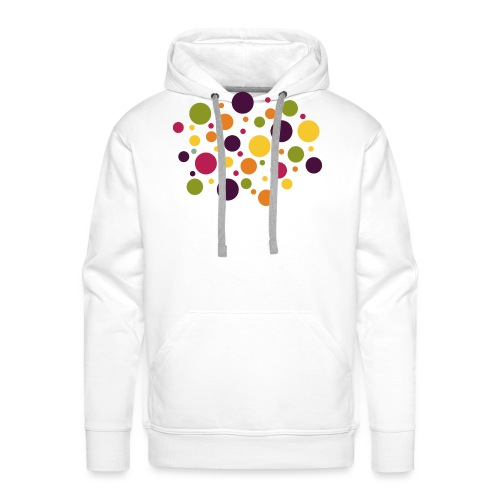 Dots are the new stripes - Männer Premium Hoodie