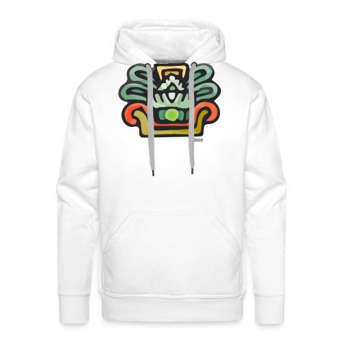 Aztec Icon Reed - Men's Premium Hoodie