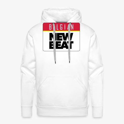 BNB LOGO - Mannen Premium hoodie