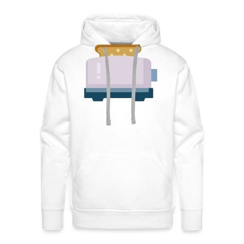 Toaster - Mannen Premium hoodie