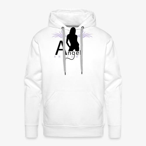 angel anatomy - Sweat-shirt à capuche Premium pour hommes
