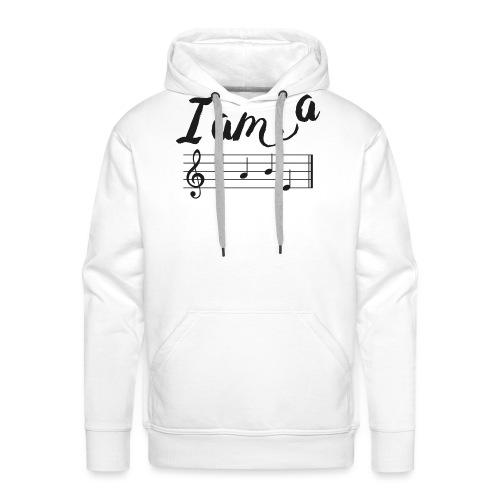 ImABabe - Mannen Premium hoodie