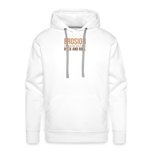 When Nature Rock And Roll - Men's Premium Hoodie