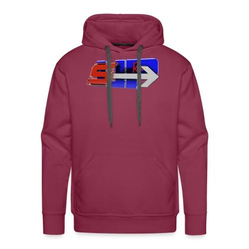 S JJP - Sweat-shirt à capuche Premium pour hommes