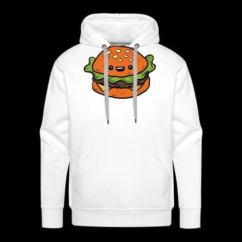 Star Burger - Mannen Premium hoodie