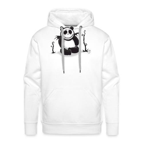 Panda Jack Classic - Sweat-shirt à capuche Premium pour hommes