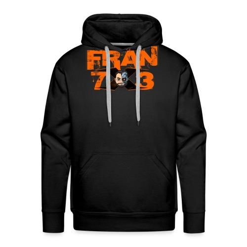 FranX73 Retro - Sudadera con capucha premium para hombre
