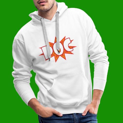 POC - Sweat-shirt à capuche Premium pour hommes