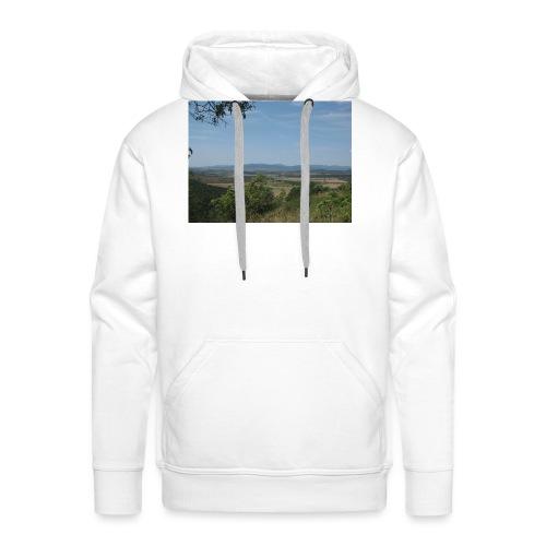 Landschaft Italien - Männer Premium Hoodie