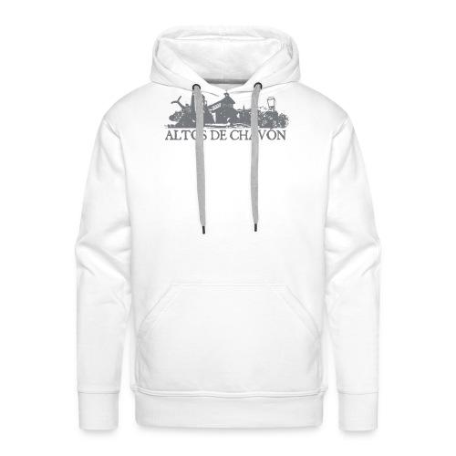 Alto de Chavon 01 - Sudadera con capucha premium para hombre
