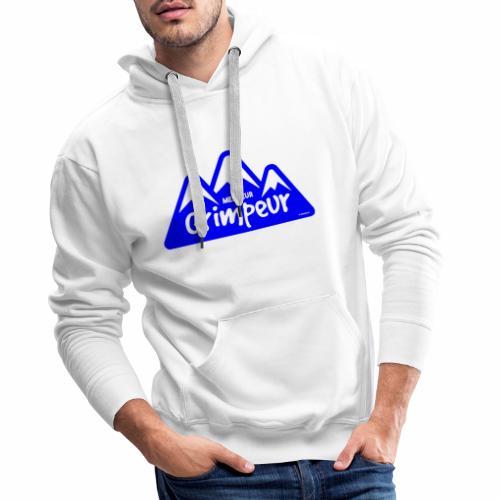 Klimmer - Mannen Premium hoodie
