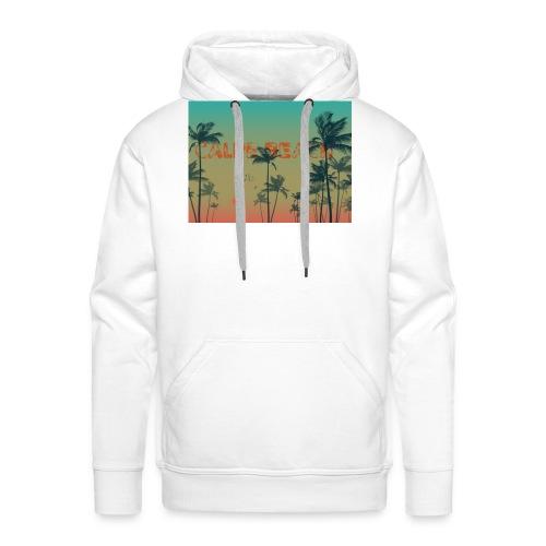 Calpe Beach - Sudadera con capucha premium para hombre