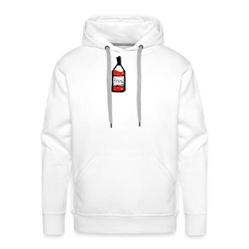 BOISSON DE SANG POUR HALLOWEEN - Sweat-shirt à capuche Premium pour hommes