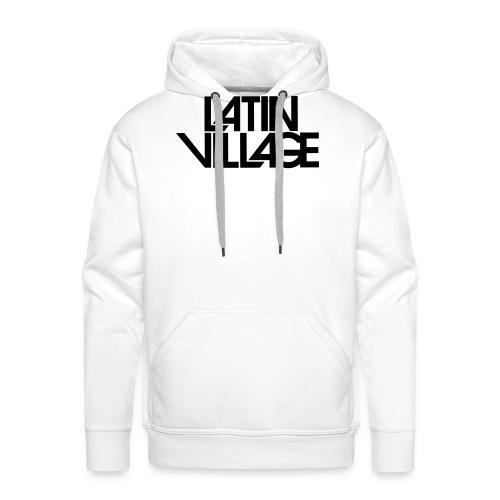 Logo Latin Village 30 - Mannen Premium hoodie