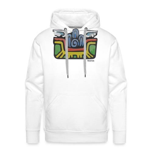 Aztec Water - Men's Premium Hoodie