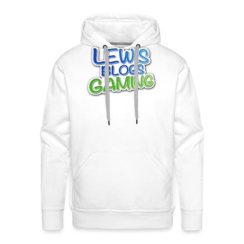 LEWISLOGO - Men's Premium Hoodie