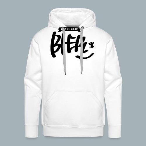 Bier Premium T-shirt - Mannen Premium hoodie