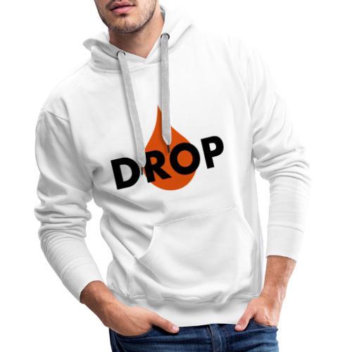 Red Drop - Miesten premium-huppari