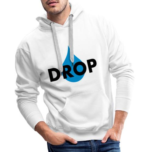 Blue Drop - Miesten premium-huppari