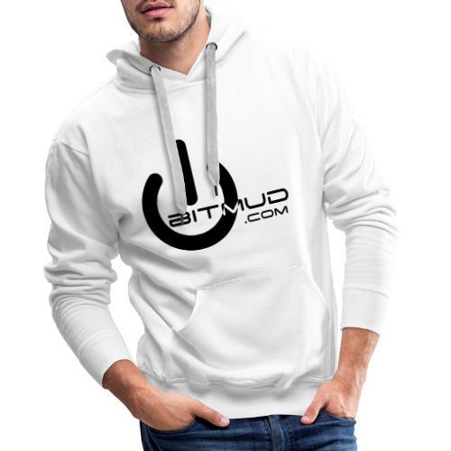 Bitmud Logo - Männer Premium Hoodie