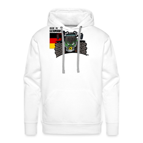 made in germany F - Mannen Premium hoodie