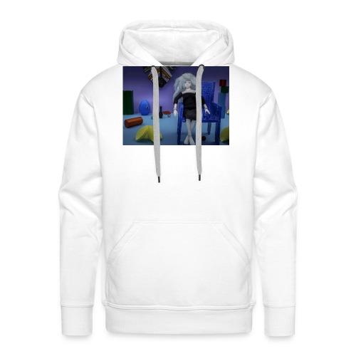 Pop in een fantasie wereld - Mannen Premium hoodie