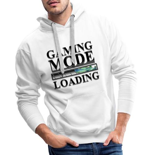 Gaming Mode Loading - Männer Premium Hoodie