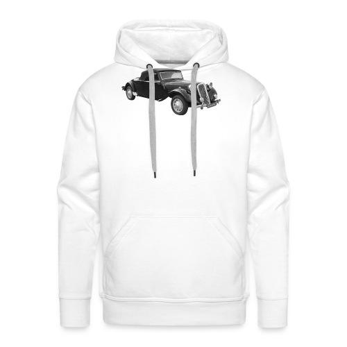 traction - Sweat-shirt à capuche Premium pour hommes