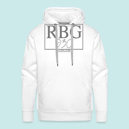 #RBG Buam - Männer Premium Hoodie