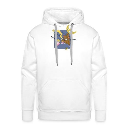 Bonne Nuit les petits - Sweat-shirt à capuche Premium pour hommes