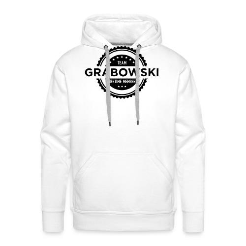 Team Grabowski - Premiumluvtröja herr