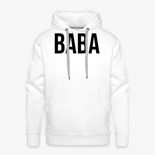 BABA - Männer Premium Hoodie