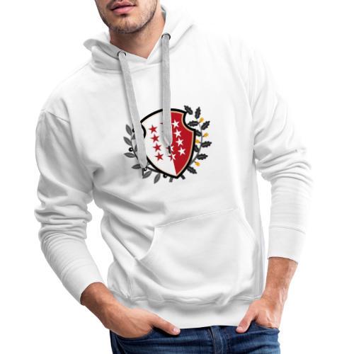 Valais - Wallis 1815 - Männer Premium Hoodie