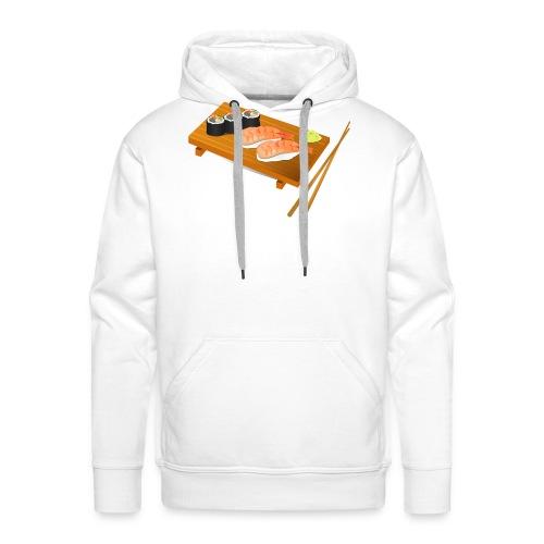 Sushi - Männer Premium Hoodie