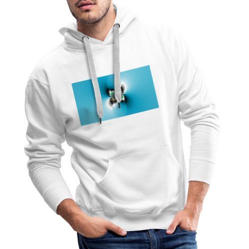 Fractal 4 - Men's Premium Hoodie