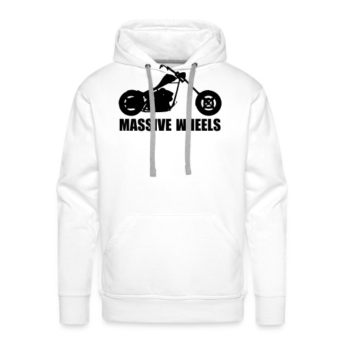 MW shirt 4 png - Männer Premium Hoodie