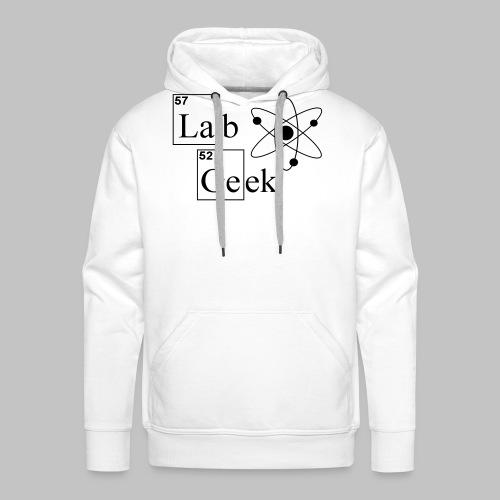 Lab Geek Atom - Men's Premium Hoodie
