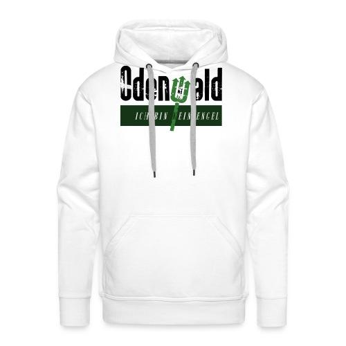 Odenwald - kein Engel - Männer Premium Hoodie