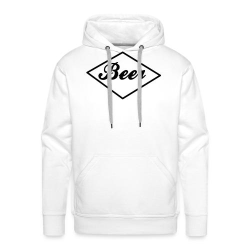 BeerShirt.png - Männer Premium Hoodie