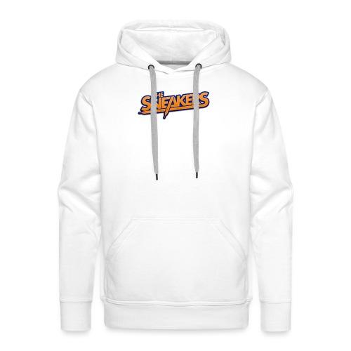 Logo_NB_03-png - Sweat-shirt à capuche Premium pour hommes