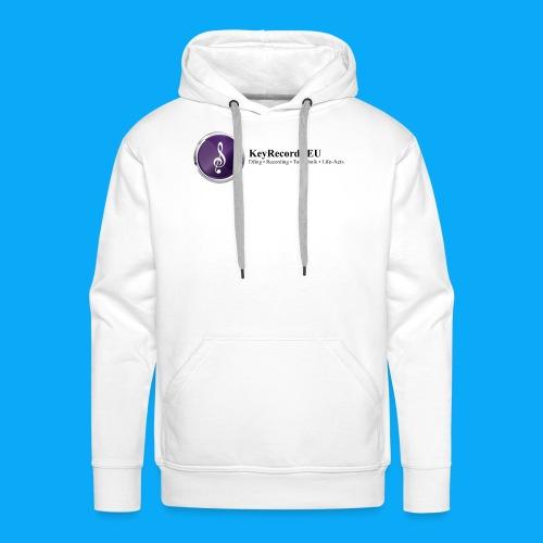 Logo KeyRecords EU - Männer Premium Hoodie