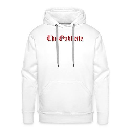 The Oubliette Apron - Men's Premium Hoodie