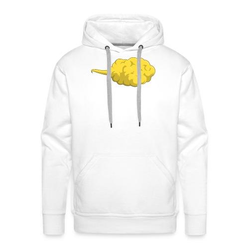 Nuage magique - Sweat-shirt à capuche Premium pour hommes