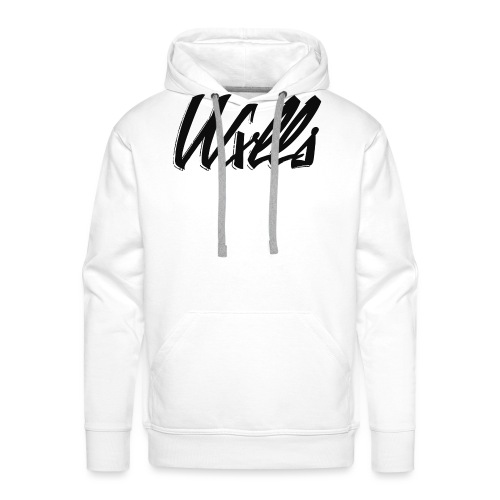 WxllsApparel #1 - Men's Premium Hoodie