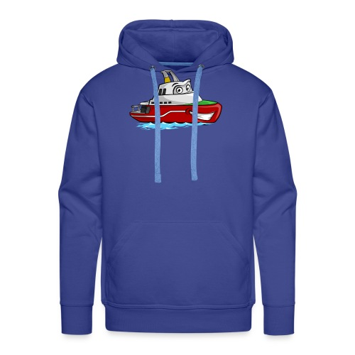 Boaty McBoatface - Men's Premium Hoodie