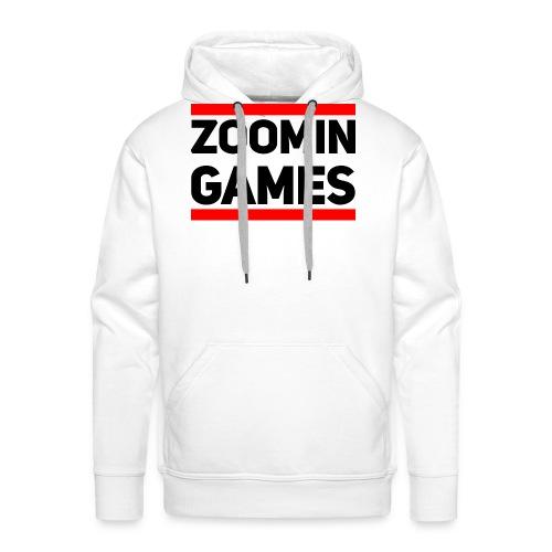 9815 2CRUN ZG - Men's Premium Hoodie