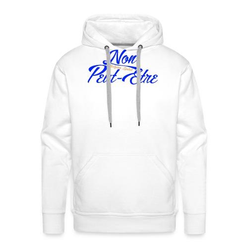 BELGIAN-NONPEUTETRE - Sweat-shirt à capuche Premium pour hommes