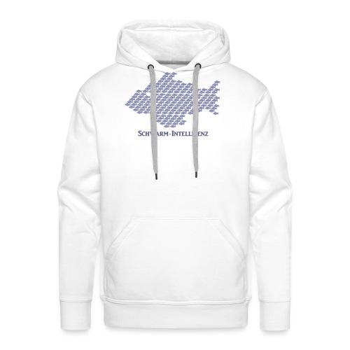Schwarmintelligenz (Premium Shirt) - Männer Premium Hoodie