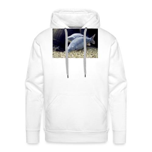 carpe miroir - Sweat-shirt à capuche Premium pour hommes