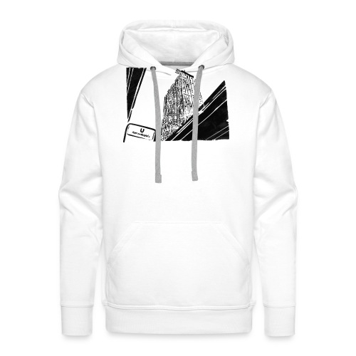 alex_on_bright_bg - Männer Premium Hoodie